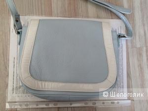 Новая сумка кроссбоди Esse из натуральной кожи