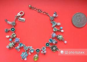 Романтичный браслет от Arts&Crafts (Норвегия) в идеальном состоянии