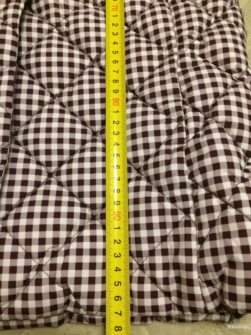 Пальто  пуховое NAUMI, размер 44М, оригинал, новое с этикетками