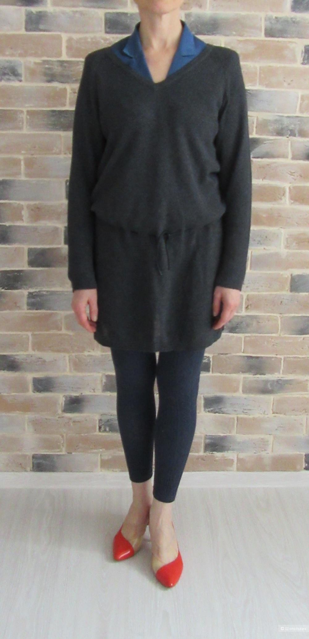 Платье-джемпер Massimo Dutti, размер 40