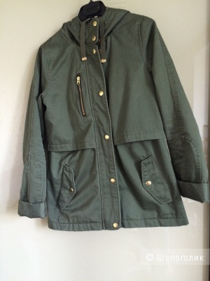 Куртка TOPSHOP в стиле милитари, размер UK 6. EUR 34