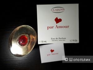 Парфюмированная вода Clarins Par Amour 50 мл