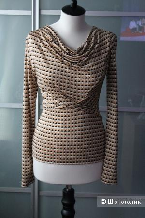 Новая блуза Rene Lezard , р-р 34 (42-44 росс)