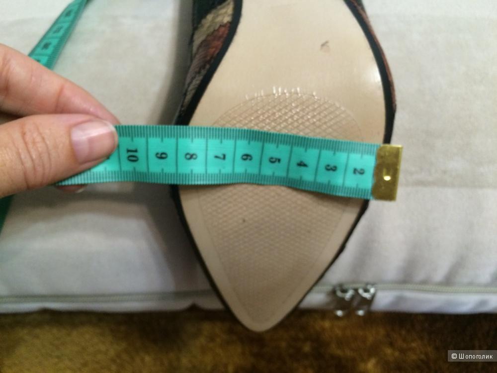 Туфли Zara, размер 38, по факту 37