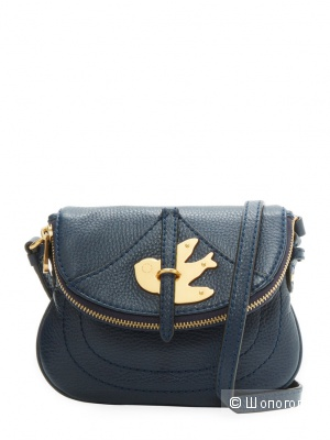 Сумка Marc by Marc Jacobs Petal To The Metal Leather Flap Pouchette