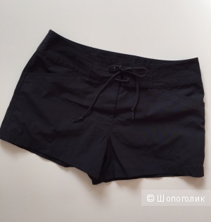 Черные  женские шортики марки UNIQLO размер L