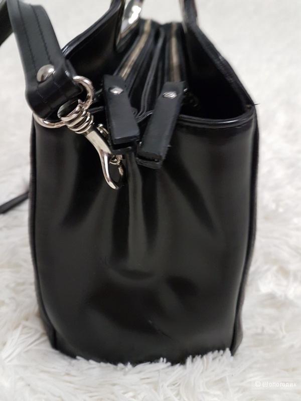 Женская, кожаная сумка  ENRICO FANTINI, Италия