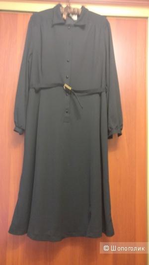Новое винтажное платье Madame D Австрия размер 50