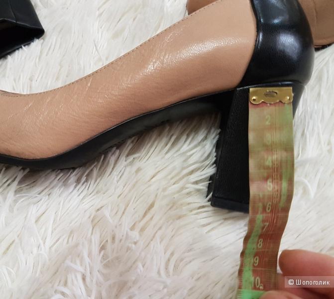 Туфли женские  Naturalizer,  US - 7 1/2 М,  р.37,5