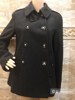 Красивейшее осеннее полупальто/ пальто от Betsey Johnson .Новое.Оригинал. р. 46 или 46-48