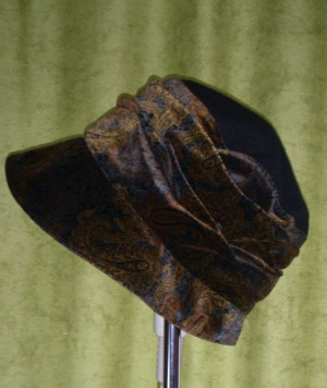 Шляпа Wegener женская, размер 57, Германия