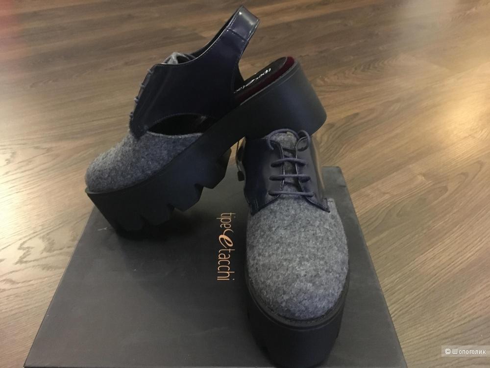 Ботинки Tipe e Tacchi 37 размер