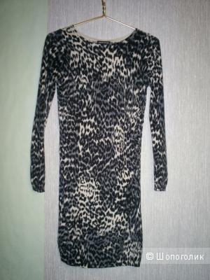 Платье-туника от Warehouse евр 12 на рус 44-46.