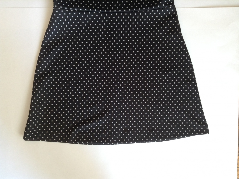 Платье в горошек MANGO, 42-44  размер