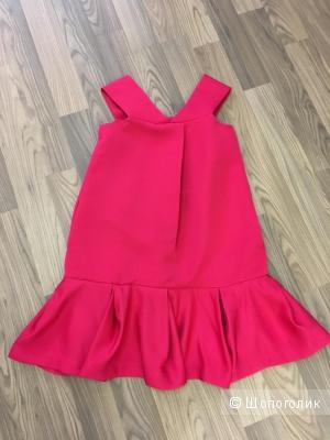 Розовое платье paper London размер s