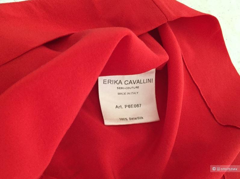 Блузка ERIKA CAVALLINI р.40 ит