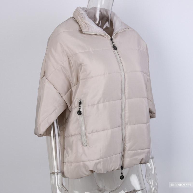 """Куртка """"летучая мышь"""" или тёплый жилет, р.46-48-50, новая (без дефектов и проч.)"""