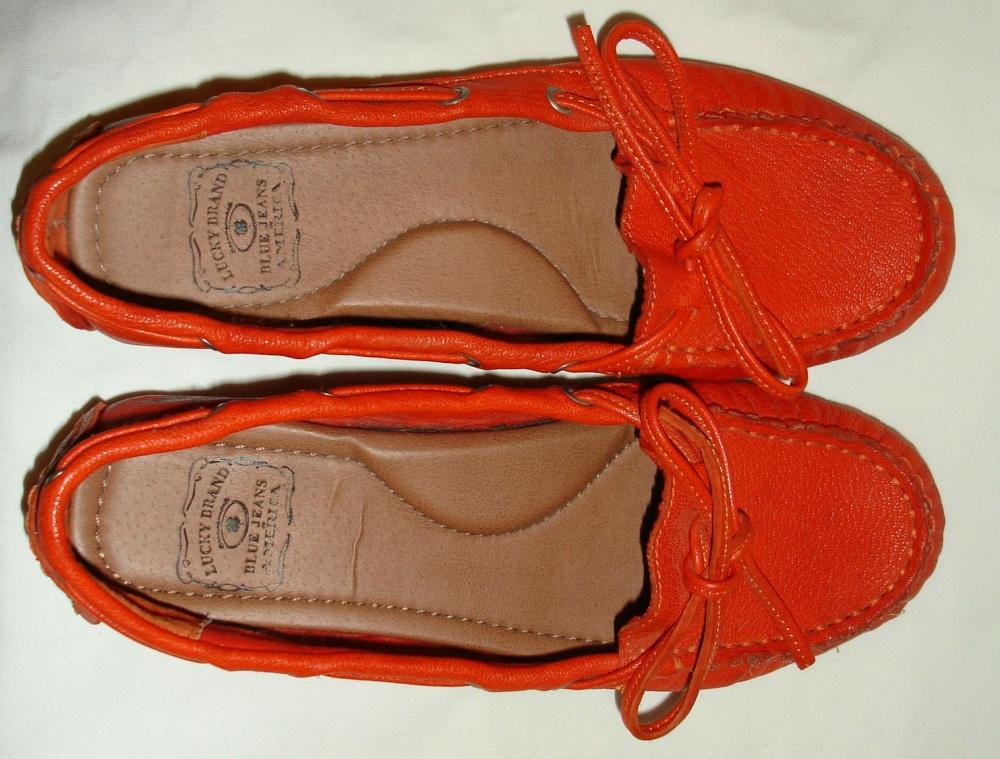 Мокасины Lucky brand, размер US7