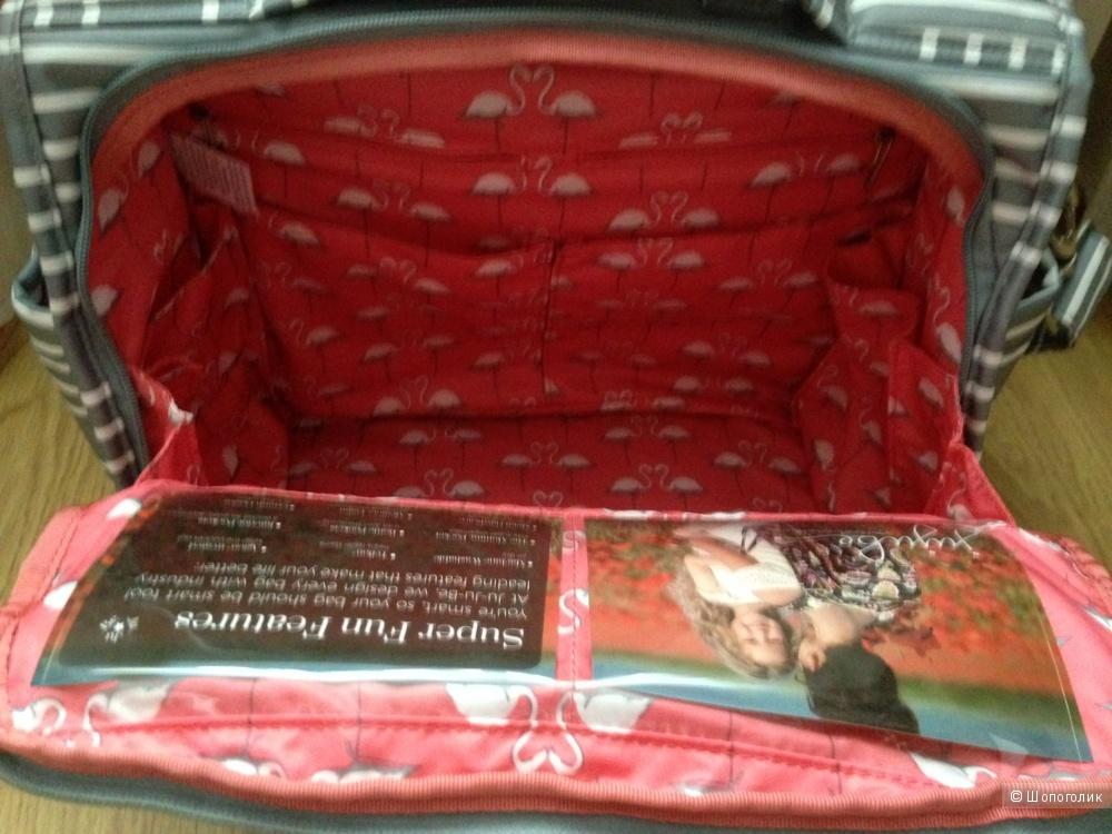 Сумка-рюкзак ju-ju-be bff в расцветке east hampton