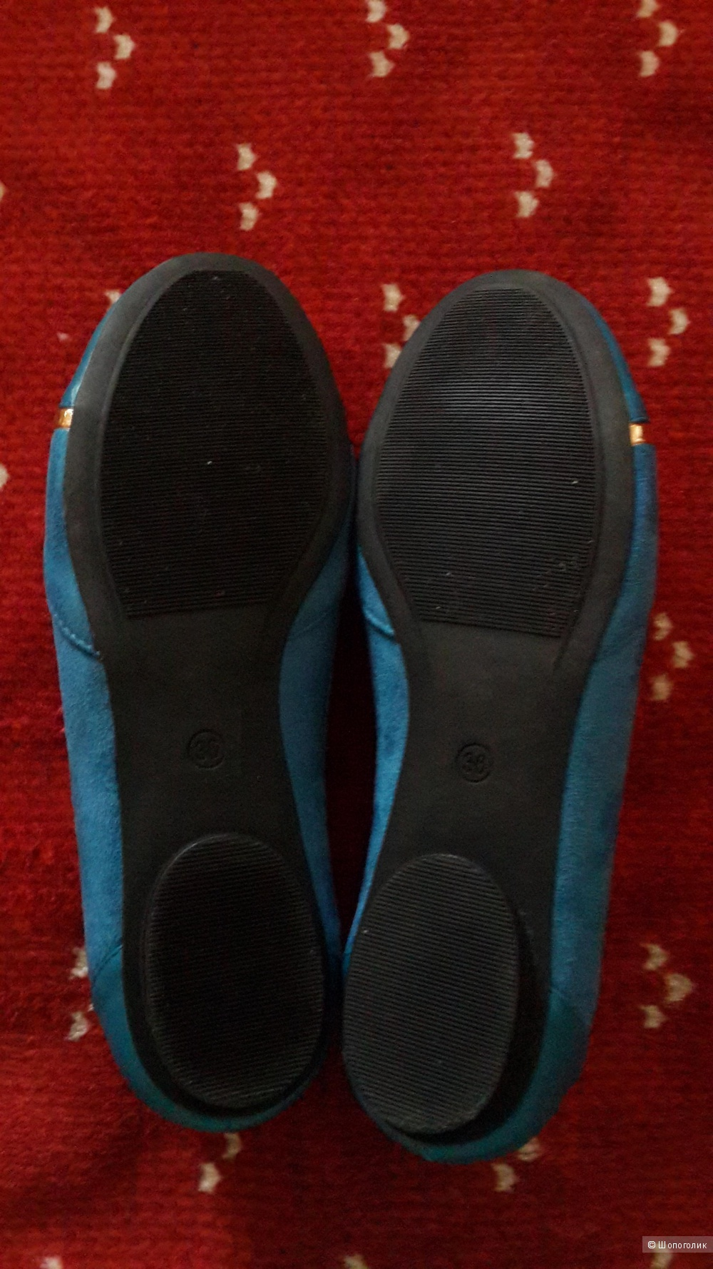 Замшевые туфли carolie, 36 размер