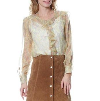 Новая шелковая блузка Sinequanone 36 размер
