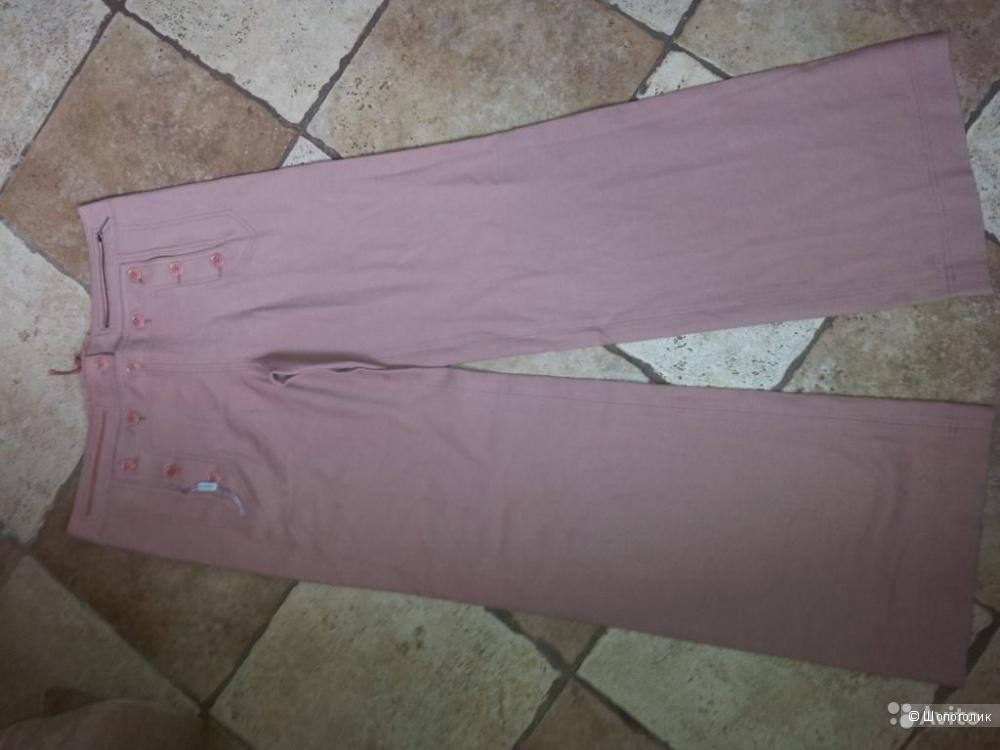 Alberta Ferretti брюки шерсть,  48 размер