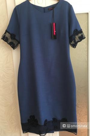 Новое женское нарядное платье (размер 48 рос.) из Турции ZARIIN fashion
