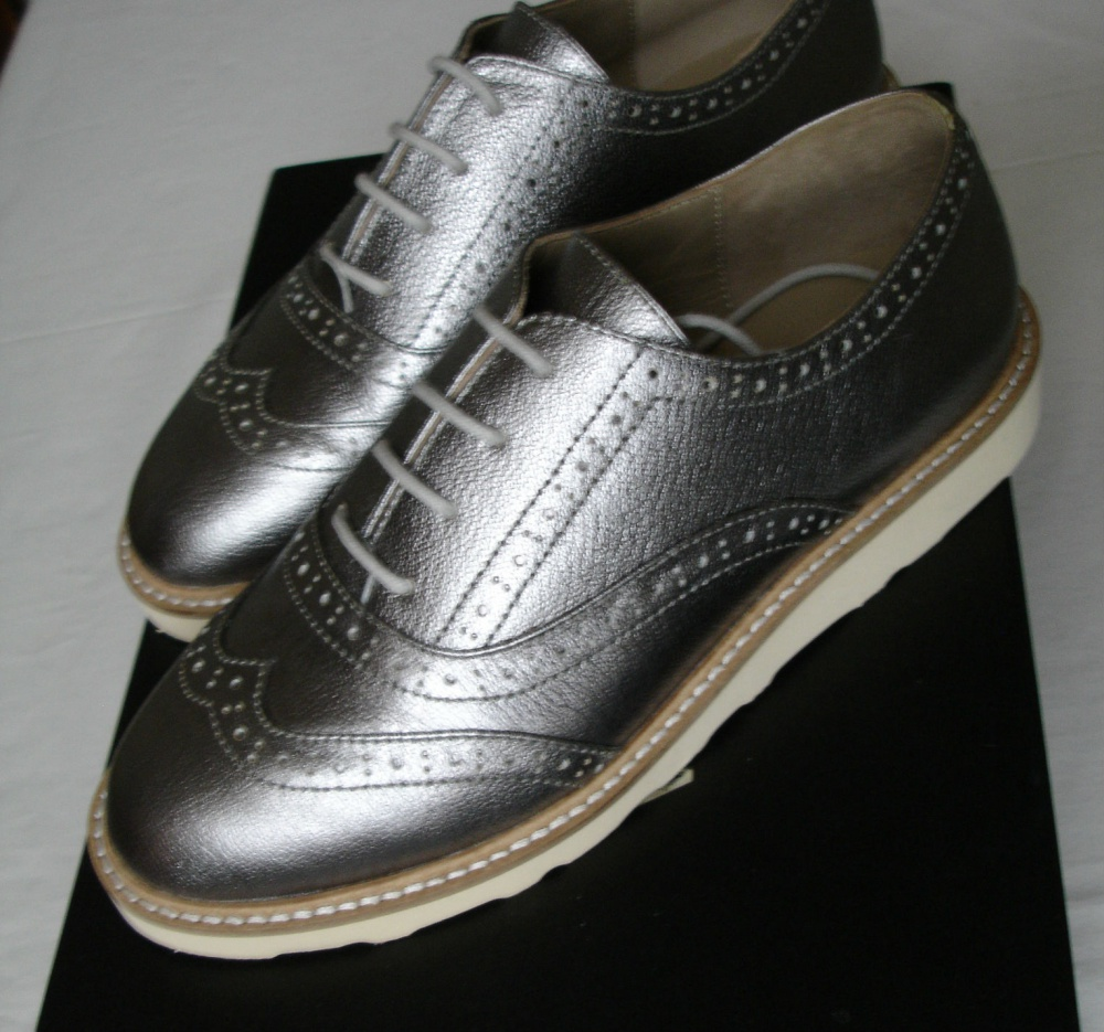 Броги Australia Luxe Collective George Oxford, размер US7/EUR38/UK5, маломерят на полразмера