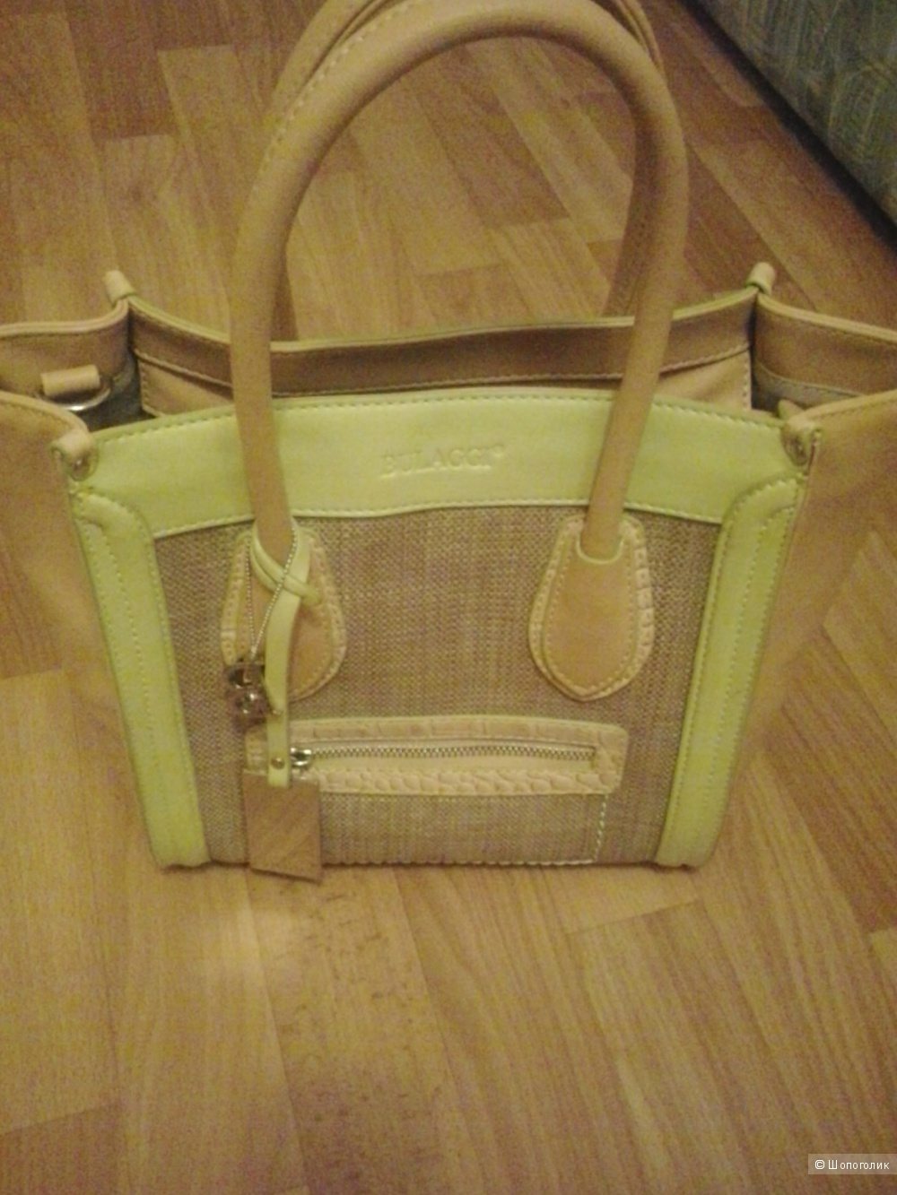 Cумка Bulaggi the bag, размер средний