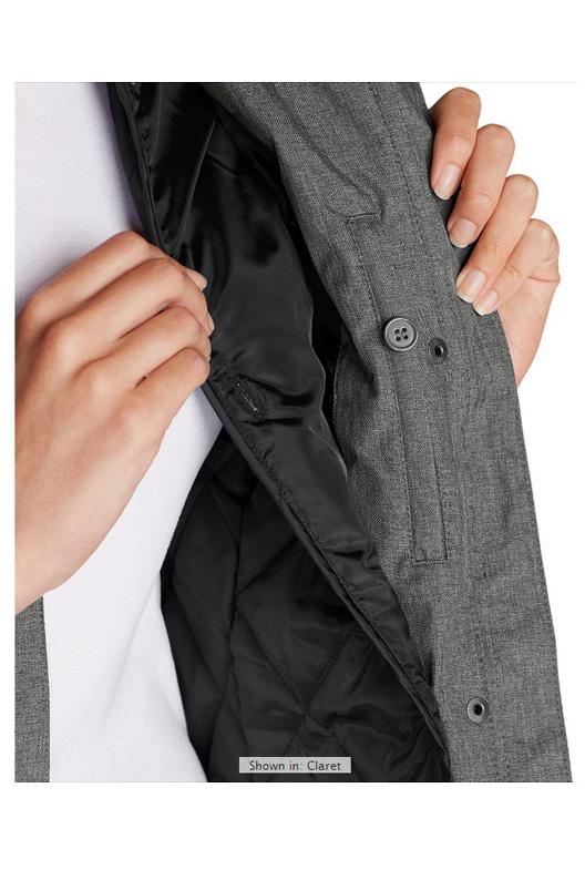 Eddie Bauer новая куртка/парка  размера S