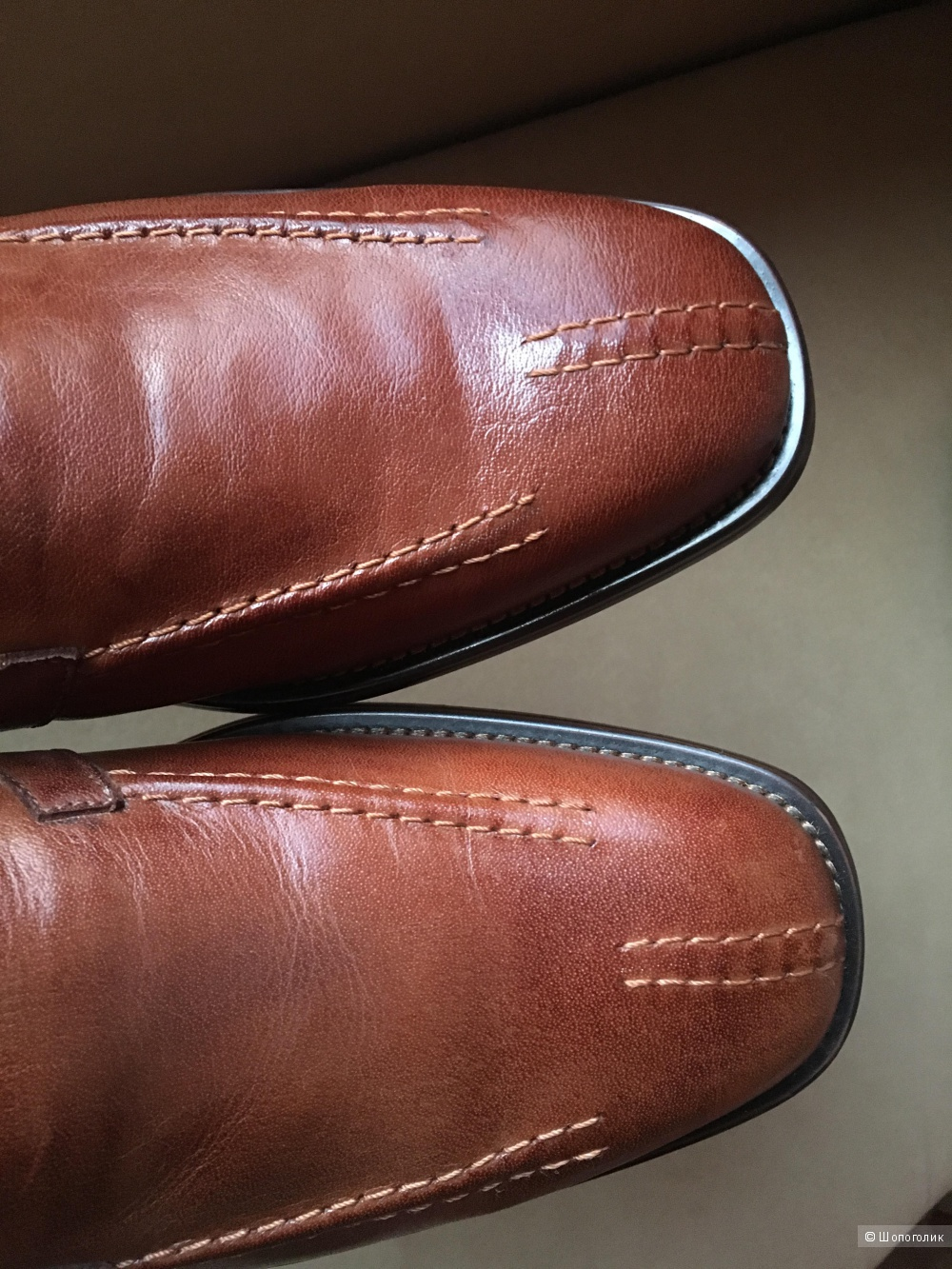Ботинки мужские, размер  43