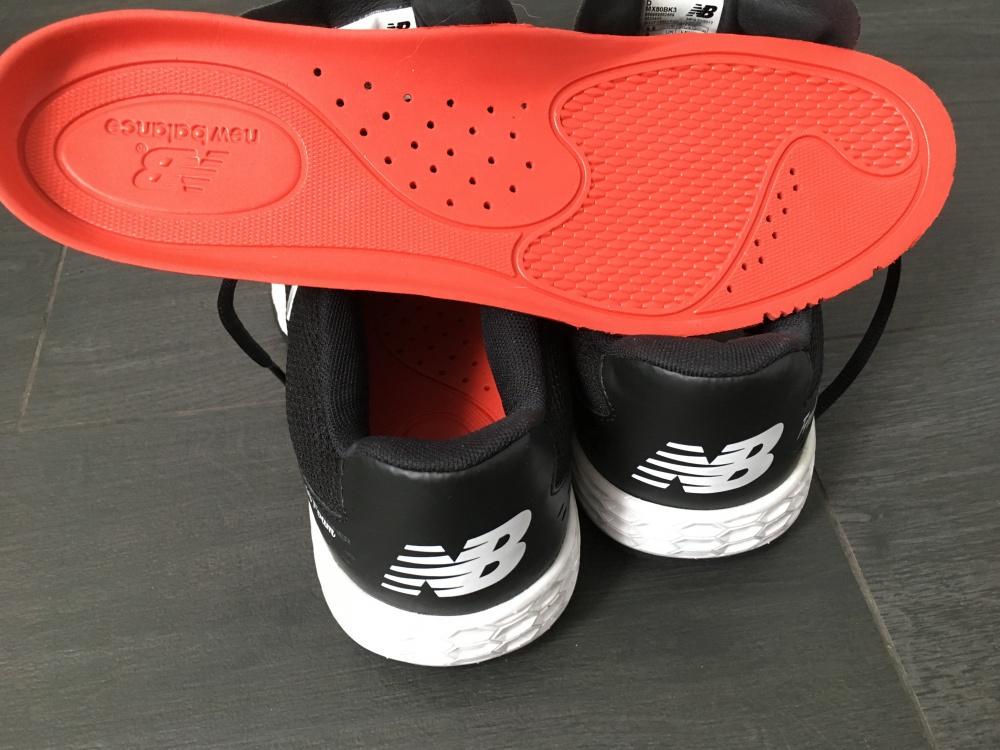Кроссовки New Balance Fresh Foam 80v3 Trainer, 41,5 размер, 100% оригинал из Америки