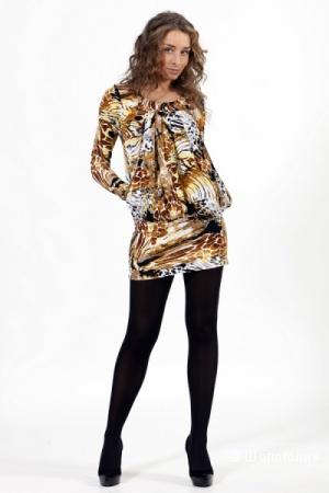 Новое платье-туника Magnolica 42-44 размер