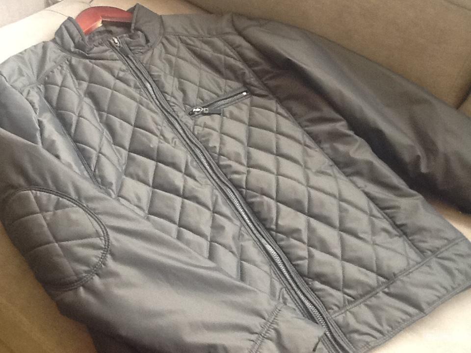 Новая мужская куртка Monton 46 размер