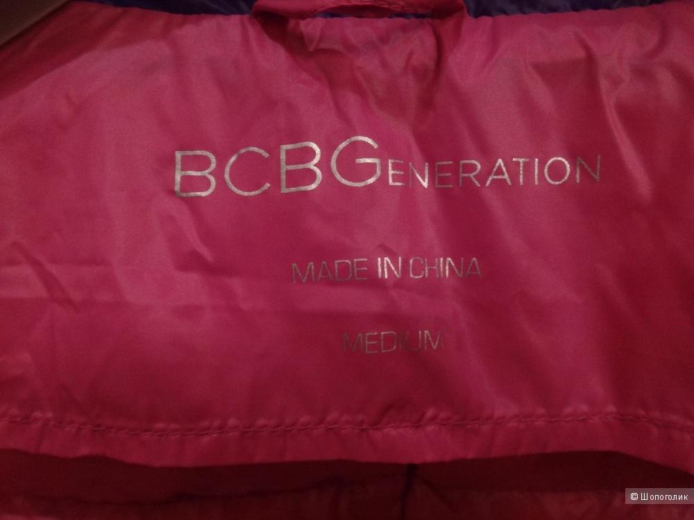 Куртка пуховик 44-46 размер BCBGeneration