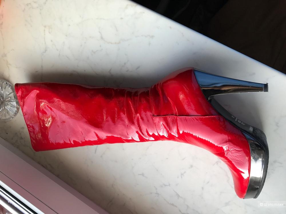 Демисезонные  итальянские сапоги Mara 37 размера