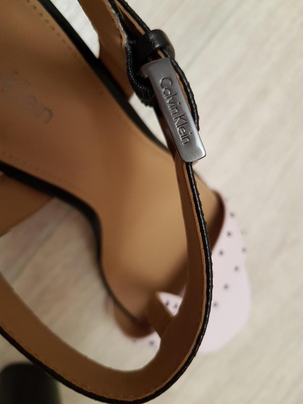 Босоножки Calvin Klein, размер 38.5-39