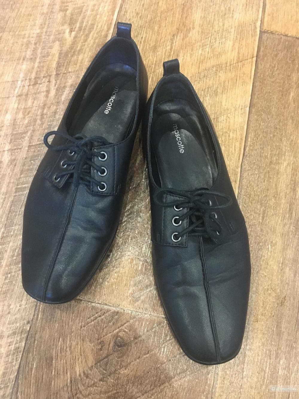 Туфли кожаные  Mascotte 36р.