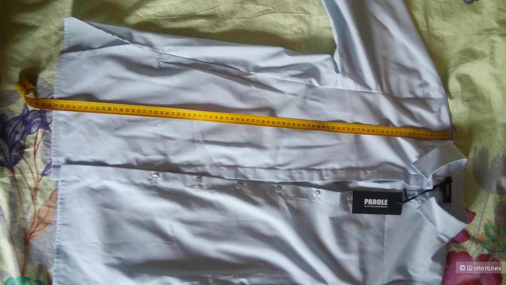 Блуза PAROLE by Victoria Andreyanova 44 размер на 46-48 росс.