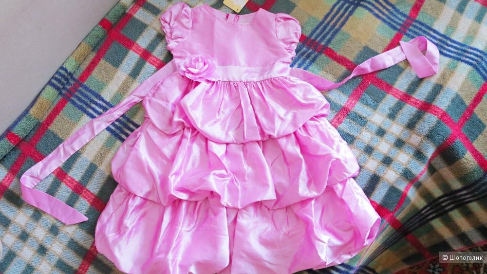 Платье нарядное Play today 98 см