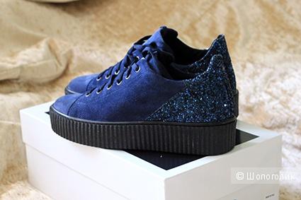Новые женские ботинки  TSD12 р.37