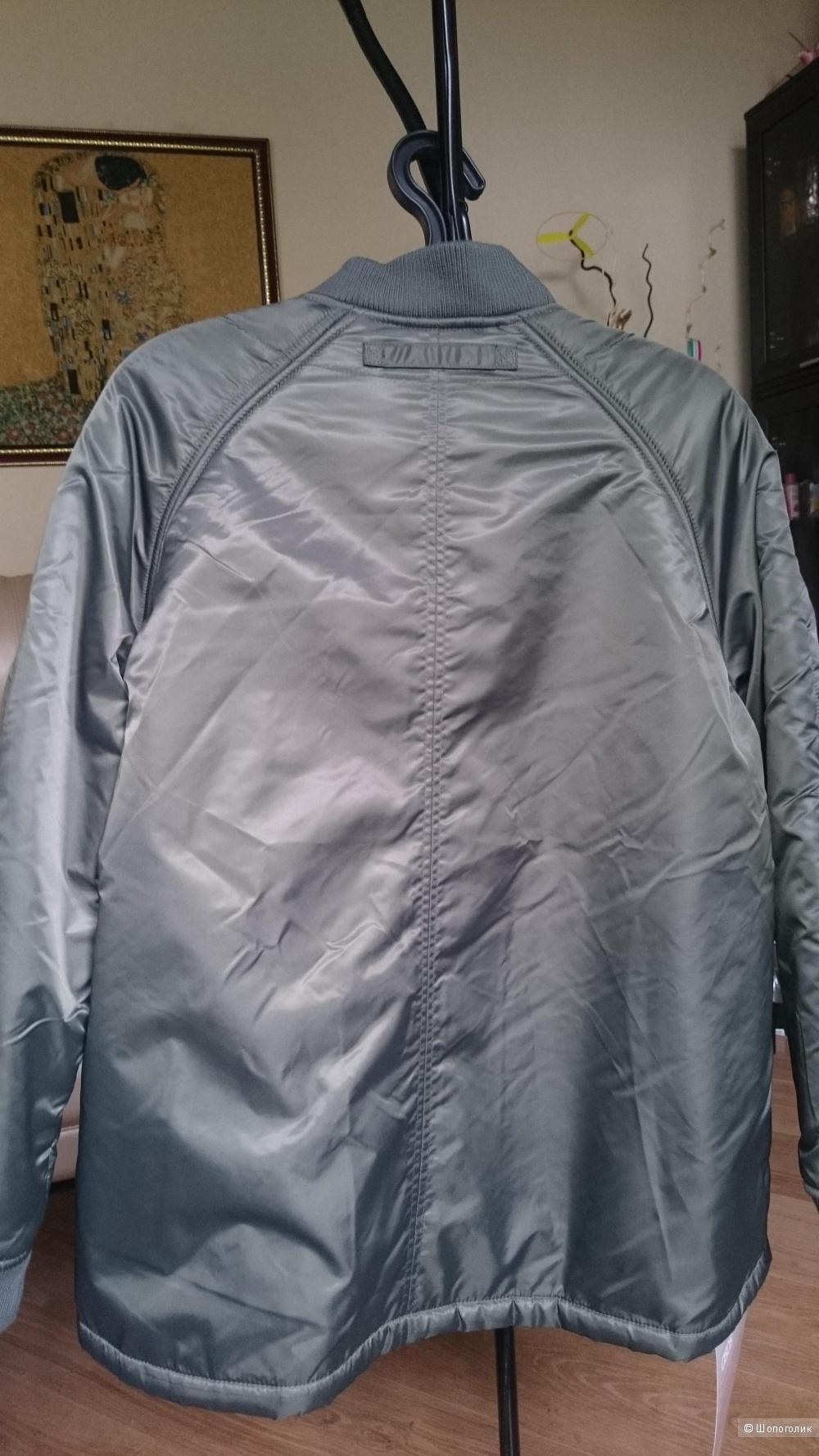 Куртка-пилот asos.  р. 48