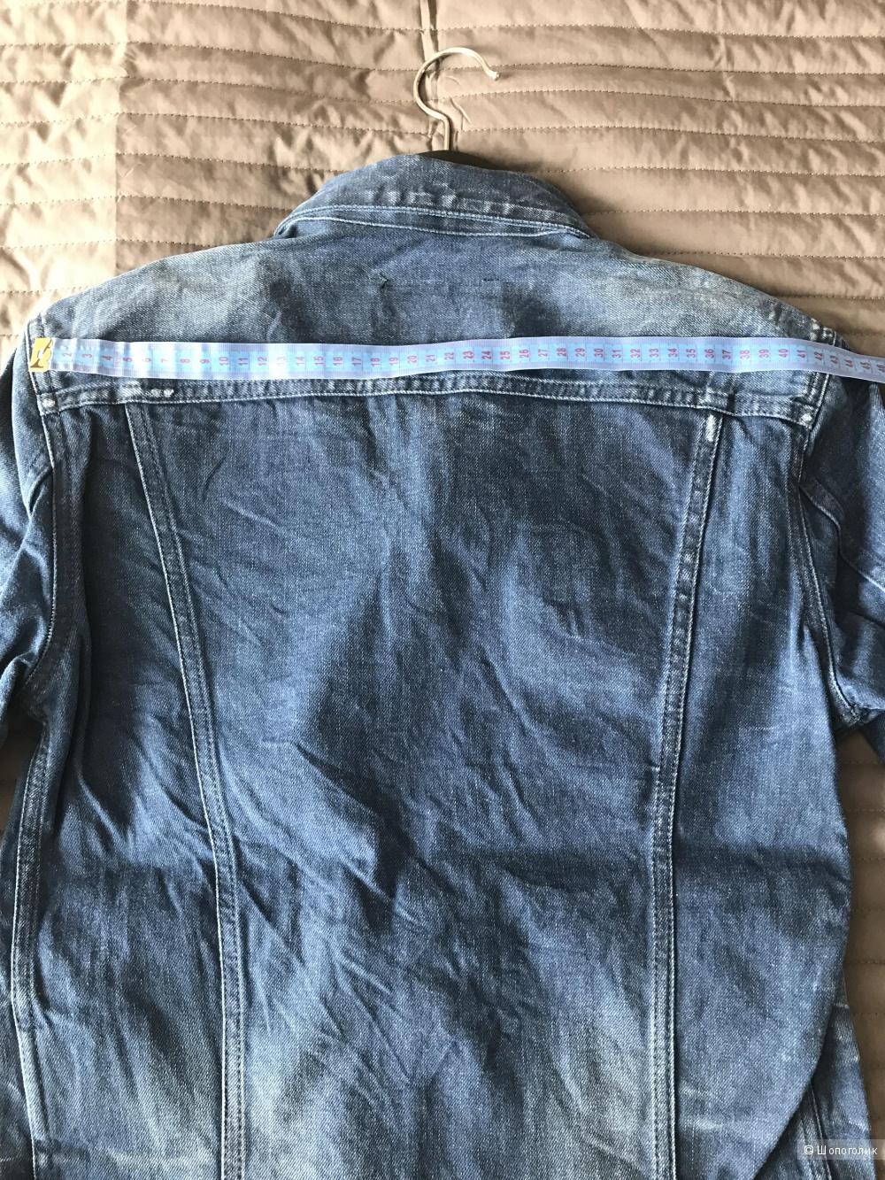 Мужская джинсовая куртка REPLAY размер S.