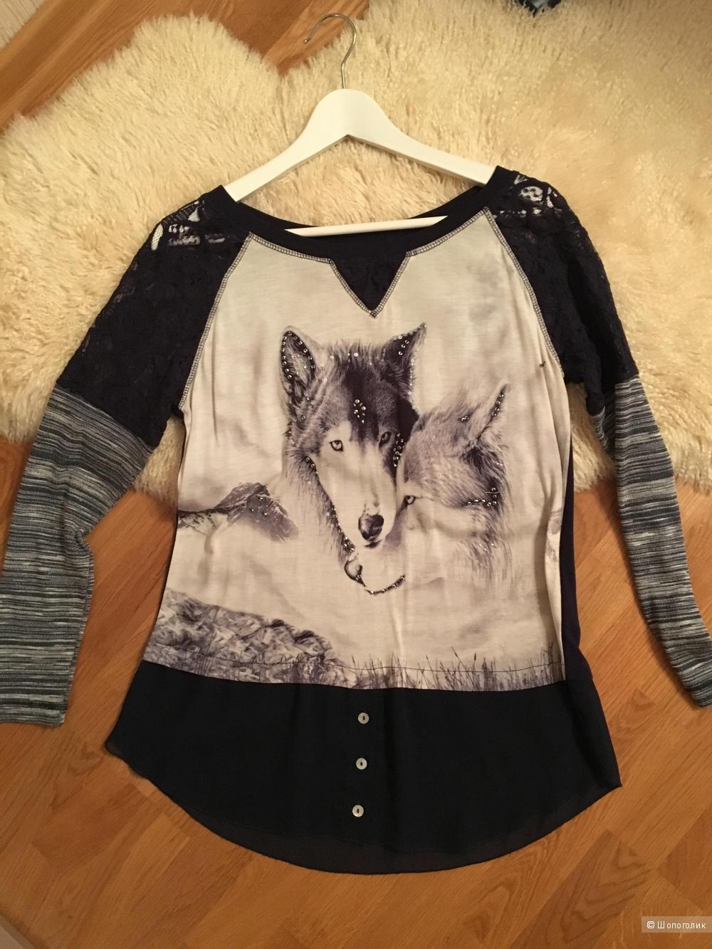 Рубашка Derhy, S