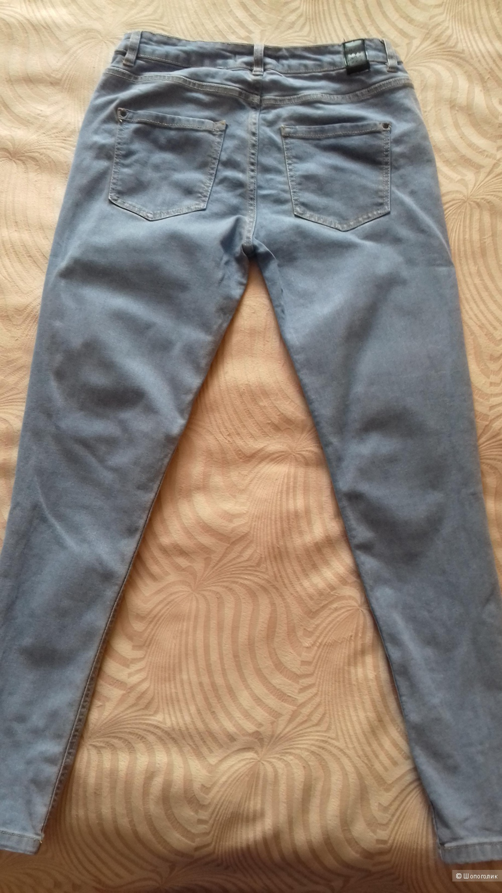 Джинсы befree, 38 размер (44 русский), цвет светло-синий
