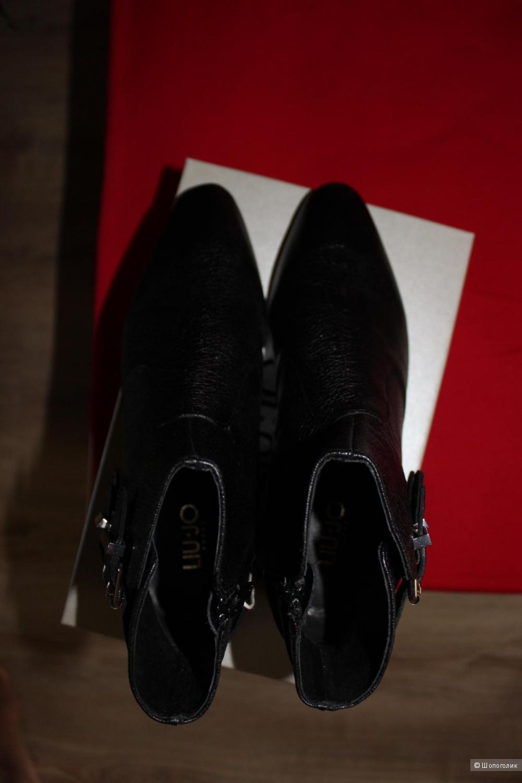 Ботильоны или высокие ботинки LIU JO, Италия, 100% кожа, размер eur 37
