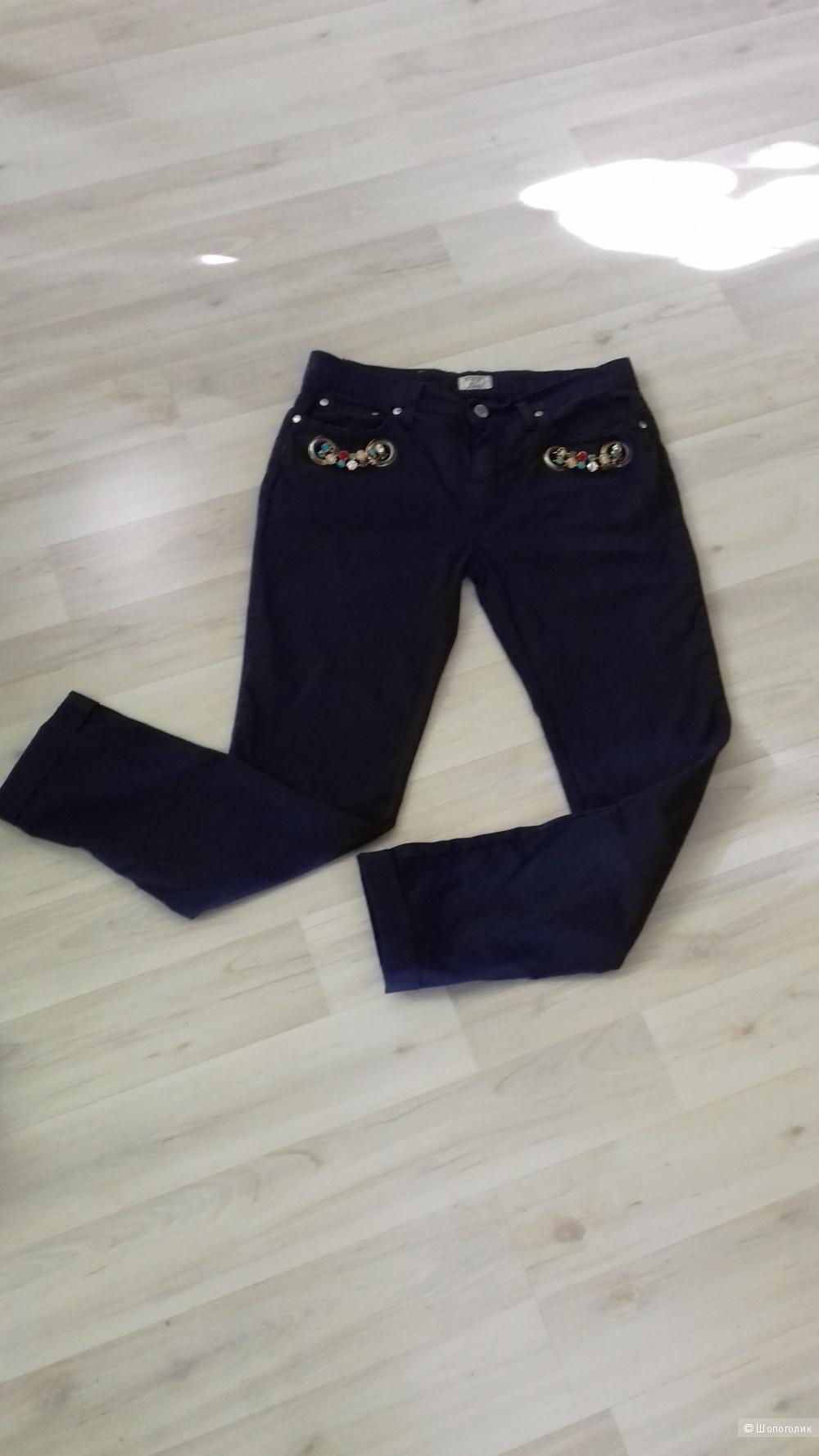 Укороченные брюки Blugirl Blumarine, 27 размер, Италия