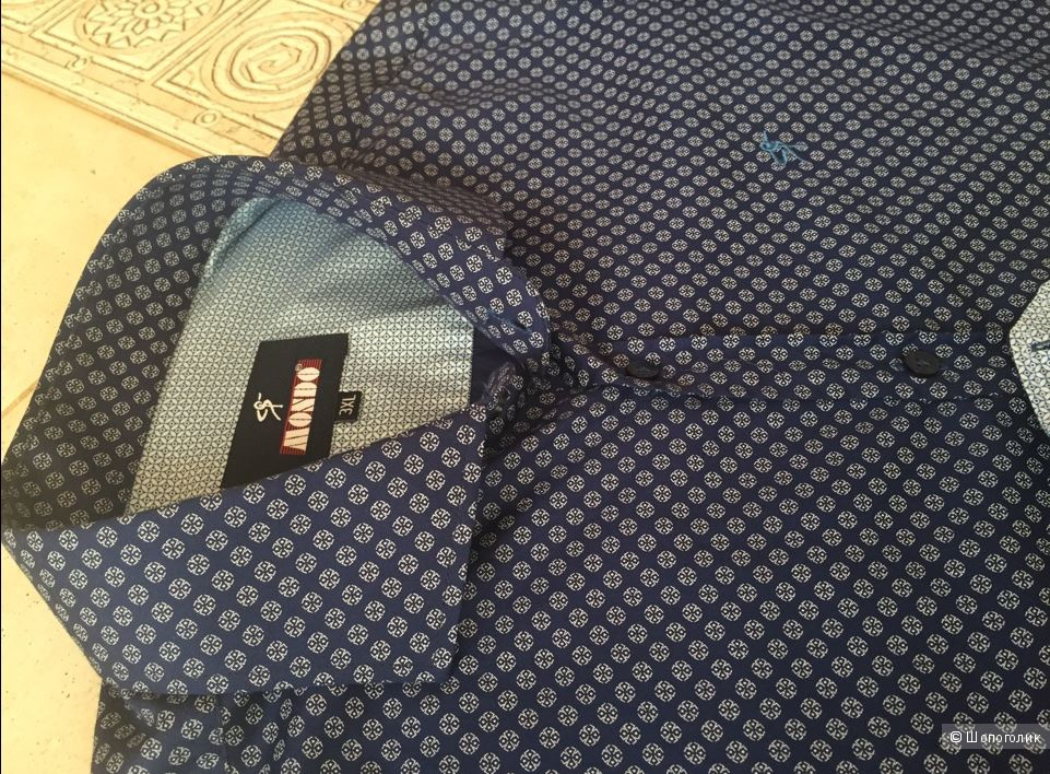 Рубашка мужская Mondo р. 3XL