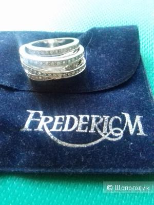 Кольцо  Frederic M, 16 размер