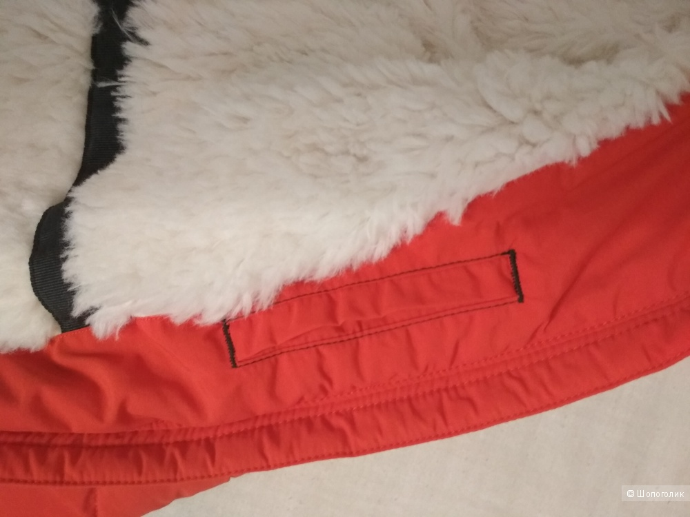 Куртка зимняя детская next, 98 см, 3 года
